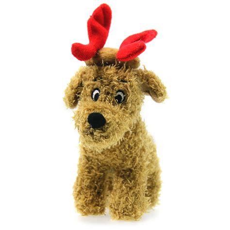 dogs singing jingle bells plush puppies singing jingle bells baxterboo