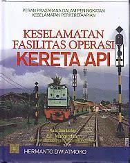 Manajemen Keselamatan Operasi toko buku rahma keselamatan fasilitas operasi kereta api