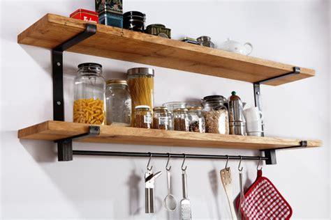 etagere cuisine bois etagere bois cuisine