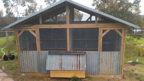 Chook Shed Designs Australia by 5 Solid Ways To Protect Chook Sheds And Bird Aviaries From
