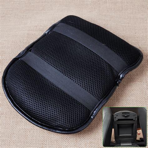 armrest cushion for universal car leather armrest central armrest pad cover