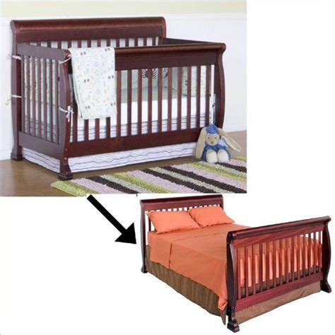 Davinci Kalani 4 In 1 Convertible Crib Set W Full Twin Bed Rails For Convertible Crib