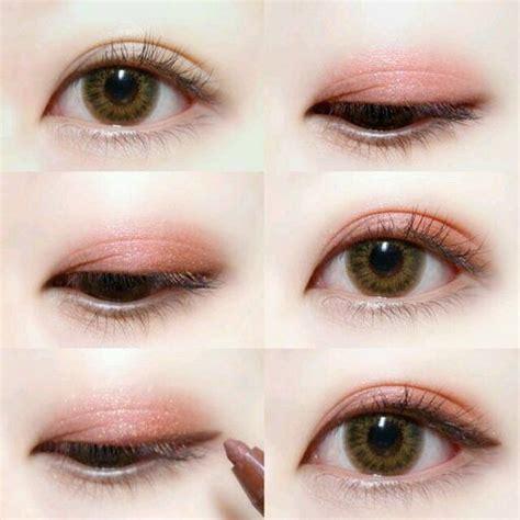makeup tutorial korean natural look best 25 korean eye makeup ideas on pinterest korean