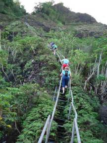 Stairs Hawaii by Give Mease A Chance Hike Hawaii