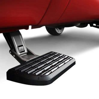 Footstep Running Board Side Footstep Toyota Harrier research 174 chevy silverado 2014 bedstep2 black