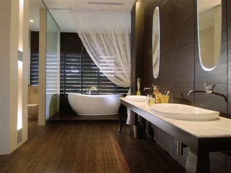 Wood Floor Bathroom Ideas Cozy Wooden Bathroom Designs That You Would To In Your House Home Design