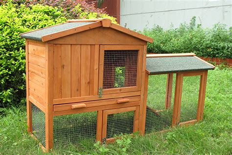 Handmade Rabbit Hutches For Sale - eco friendly wholesale indoor handmade wooden rabbit hutch
