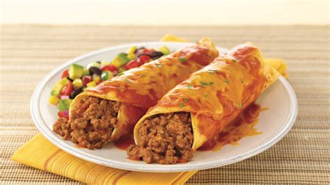 beef enchiladas mccormick