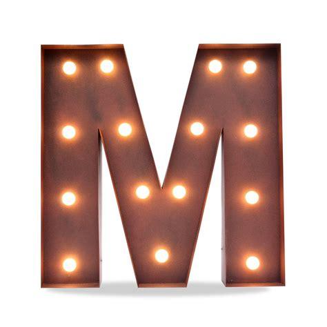 lettere m eclairage m 233 tallique d 233 coratif lettre m eclairage d 233 coratif