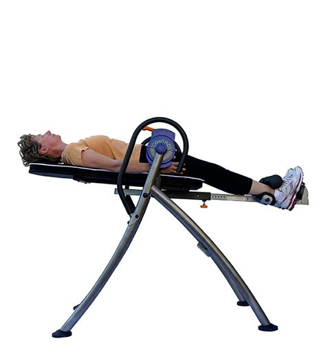 how to use an inversion table for lower back how to use an inversion table