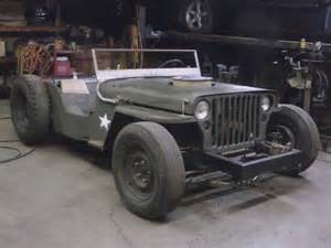 Jeep Rat Rods 7 Jeep Rat Rods That Deserve A Spot In Your Garage The