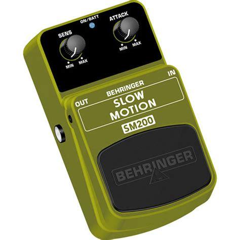 Behringer Sm200 Sm 200 Motion Effect Pedal Efek Stompbox Gitar behringer sm200 motion effect pedal sm200 b h photo