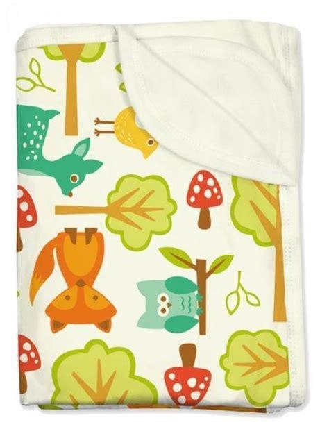 Imsevimse Decke by Imsevimse Organic Baby Blanket Bio Babydecke Woodland