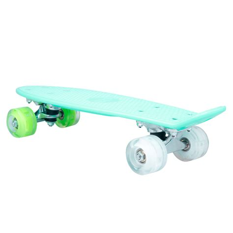 Board Light Up Wheels by Mini Board Worker Pico 17 Quot With Light Up Wheels