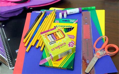 Salvation Army School Supply Giveaway - toledo blade