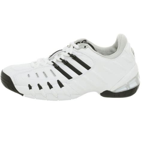 adidas barricade ii white black s tennis shoes review