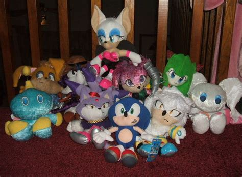 sonic plushies image gallery sonic plushies