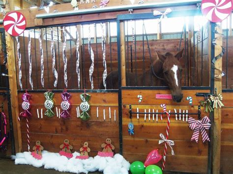decorating a steel barn for christmas best 25 stall decorations ideas on stall decorations barn decor and