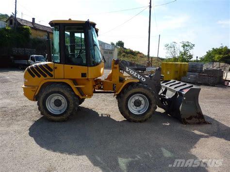 used volvo l 30 b wheel loaders year 2007 price 35 107