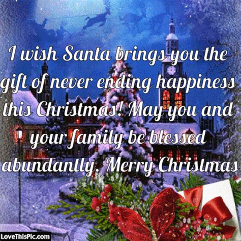 wishing    family happiness  christmas pictures   images  facebook