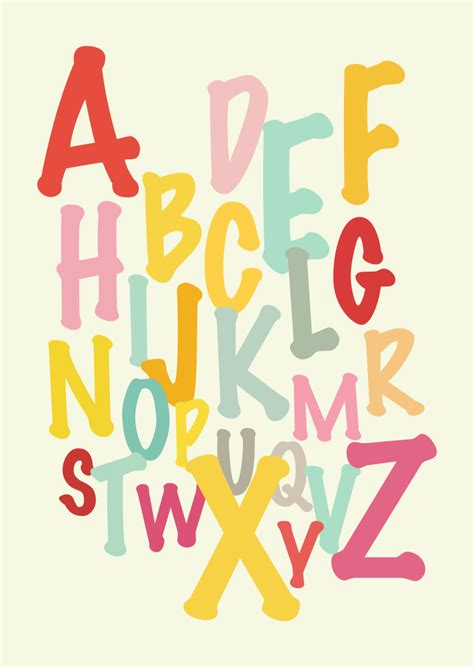 printable alphabet letters nursery free printable alphabet scrapbooking paper and nursery