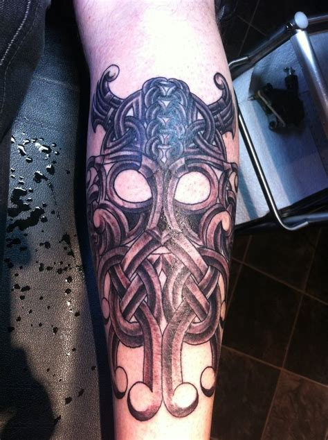 traditional viking tattoos celtic viking by maizy138 on deviantart