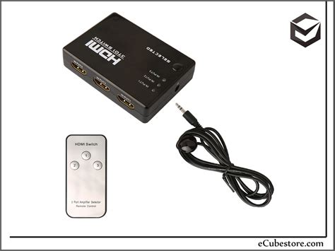 Harga Hub 8 Port by Hdmi Cable 3 Ports Switcher Splitter Hub Harga Kabel