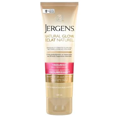 Review Jergens Glow by Buy Jergens Glow Daily Moisturizer Nourish At