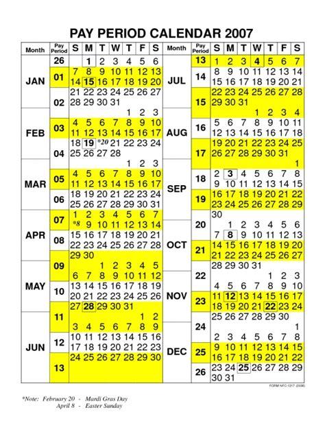 2018 Calendar Opm 2015 Pay Period Calendar Opm Printable Calendar 2018