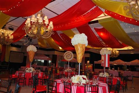themes carnival carnival theme bar mitzvah party ideas photo 1 of 14