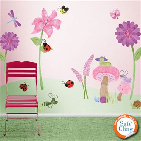 bug wall stickers bugs blossoms wall sticker kit now available through my wonderful walls prlog