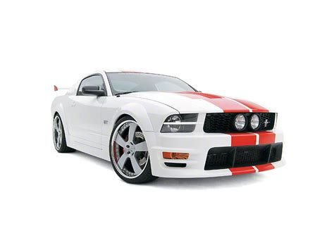 Piece D Auto Mustang by 3dcarbon Mustang Boy Racer Body Kit Unpainted 691011 05