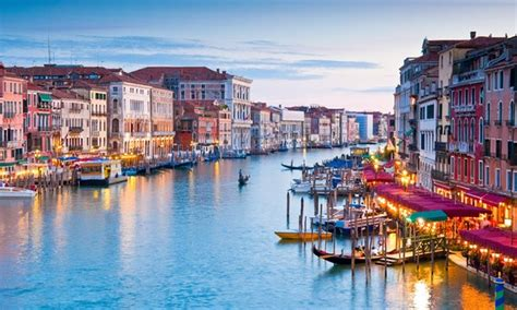 8 day italian vacation with airfare in marcon citt 224 metropolitana di venezia groupon getaways