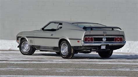 ford mustang mach 1 fastback 1971 ford mustang mach 1 fastback f251 1 indy 2015