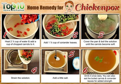 home remedies for chickenpox top 10 home remedies