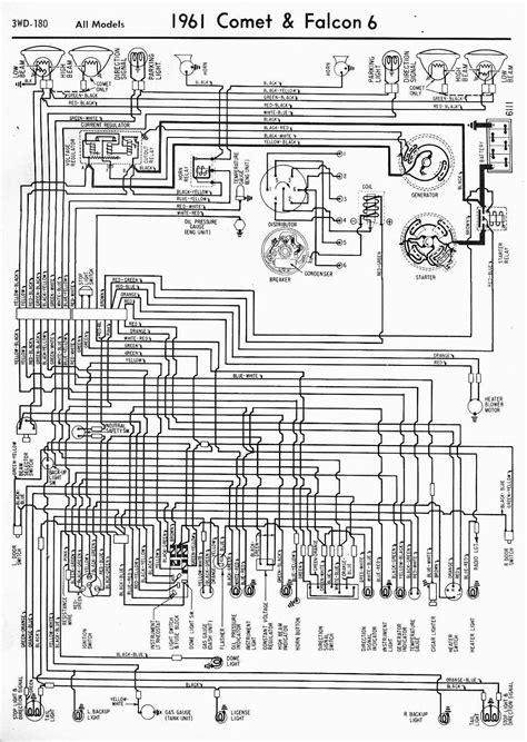 glamorous ford falcon au wiring diagram gallery best