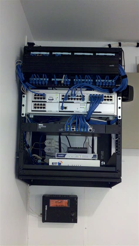 home network rack design wall network rack furniture ideas for home interior