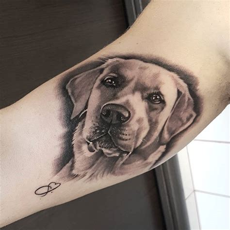 labrador tattoo 9 lovable labrador tattoos stacie mayer