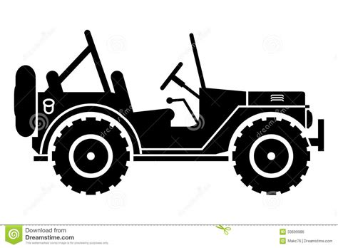 jeep white and black jeep wrangler clipart clipart suggest