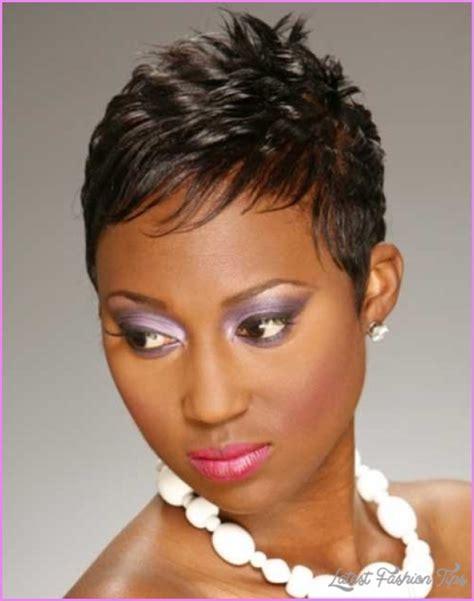 hairstyles for short hair black girl short hairstyles 2017 black woman latestfashiontips com