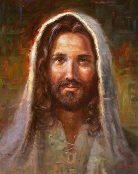Wonderful Abundant Life Church #7: Picture-jesus-face-mark-keathley.jpg