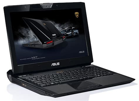 asus lamborghini laptop price asus vx7 sz062v notebookcheck net external reviews