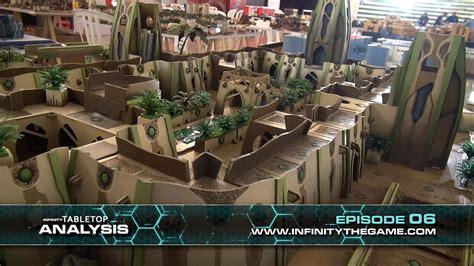 infinity tabletop infinity tabletop analysis episode 06 bourak landscape