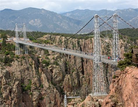 royal gorge bridge swing 11 colorado destinations to help you conquer your