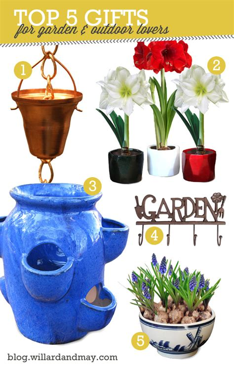 our top 5 gifts for 2012 willard and may outdoor living blog
