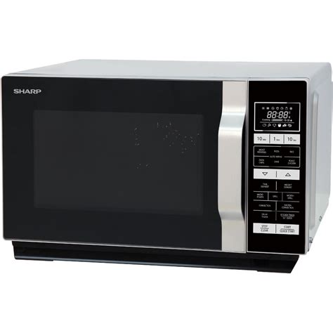 Microwave Sharp R 222 Y buy sharp r860slm combination microwave black and silver