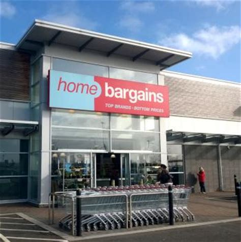 home bargains castlebawn retail park newtownards