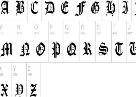 tattoo fonts cursive numbers stylish old london font tattoo cursive http tattooeve