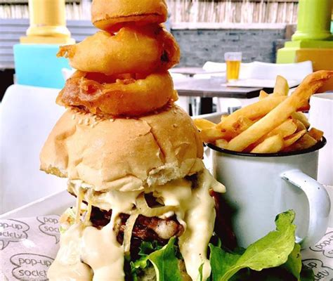 Burgers Popping Up All Fashion Week by Kempegowda Layout List To Be Out By August Third Week