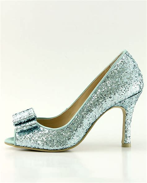 Light Blue Wedding Shoes by Items Similar To Something Blue Wedding Shoes Blue